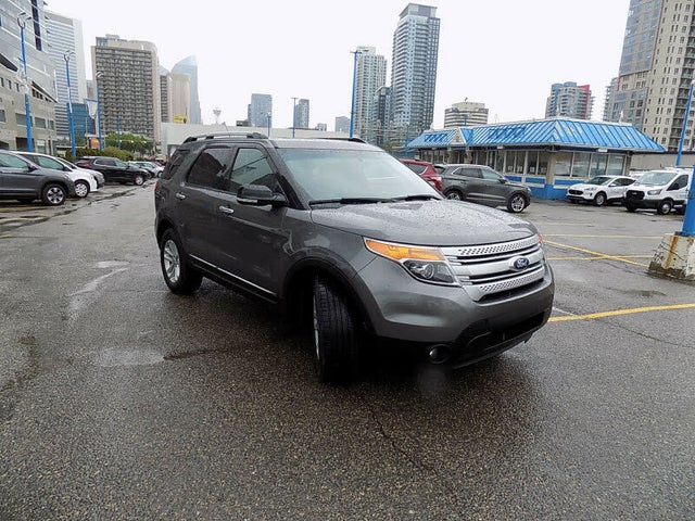 2014 Ford Explorer XLT 4WD