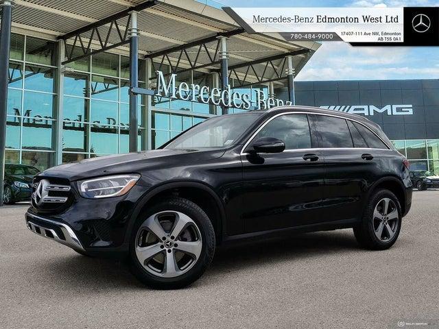 2021 Mercedes-Benz GLC-Class GLC 300 4MATIC SUV AWD