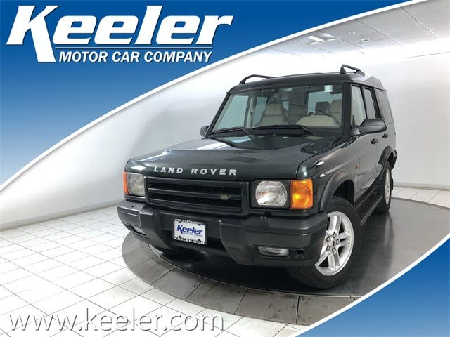 2002 Land Rover Discovery Series II 4 Dr SE AWD SUV
