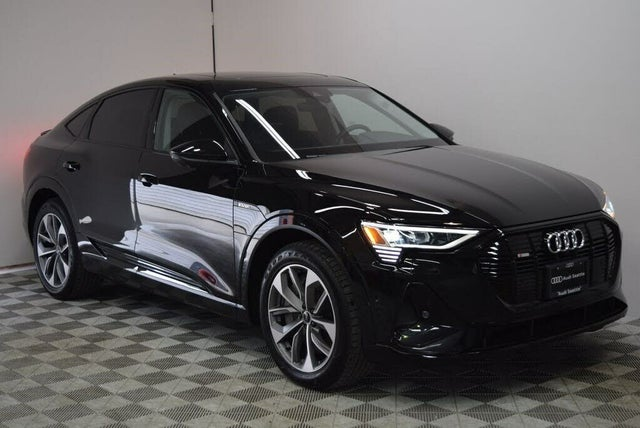 2021 Audi e-tron Premium Plus quattro Sportback AWD