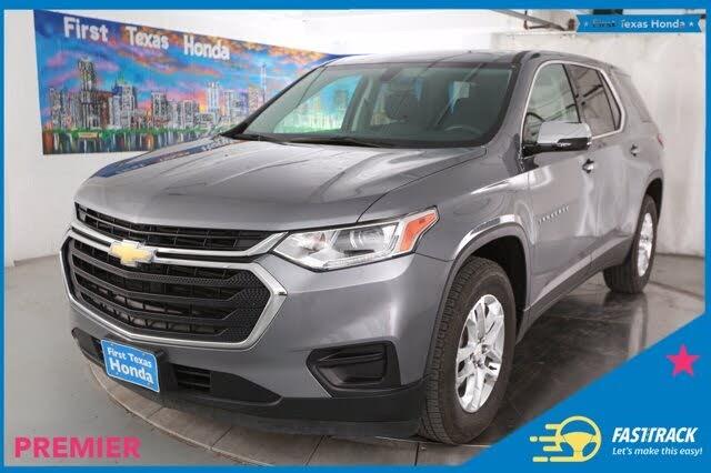 2019 Chevrolet Traverse LS FWD