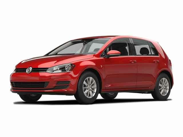 2017 Volkswagen Golf 1.8T S 4-Door FWD