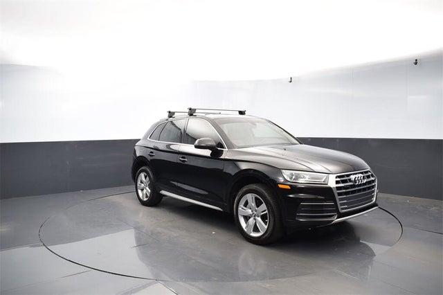 2019 Audi Q5 2.0T quattro Premium AWD