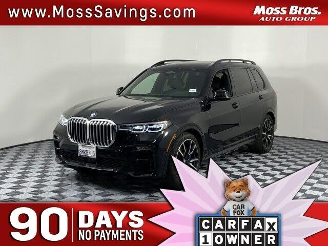 2020 BMW X7 xDrive40i AWD