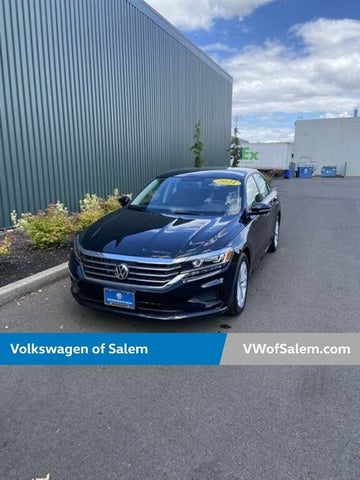 2021 Volkswagen Passat 2.0T S FWD