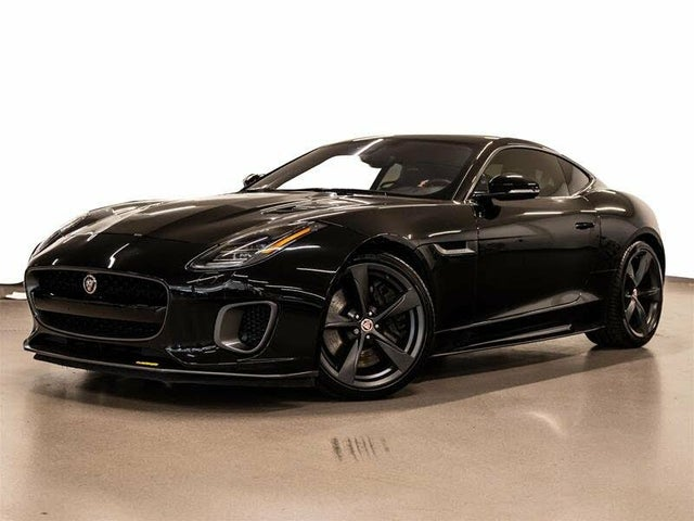 2018 Jaguar F-TYPE 400 SPORT AWD
