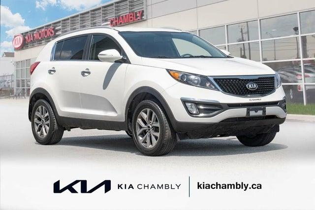 2015 Kia Sportage EX Luxury