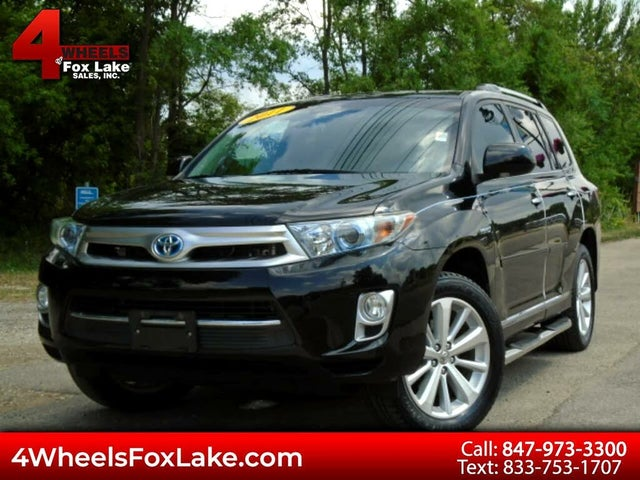 2011 Toyota Highlander Hybrid Limited