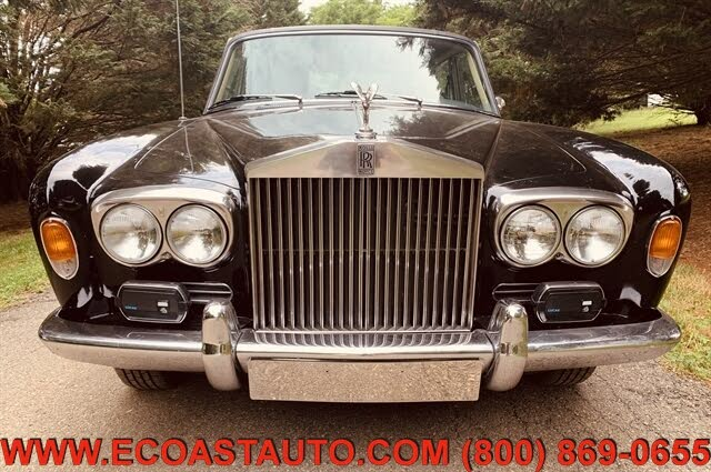 1972 Rolls-Royce Silver Shadow Limousine