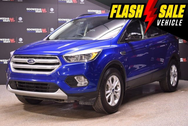 2018 Ford Escape SE AWD