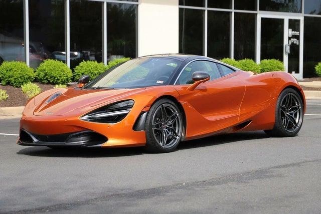 2018 McLaren 720S RWD
