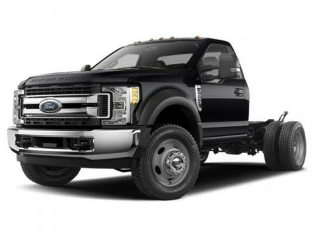 2019 Ford F-550 Super Duty Chassis