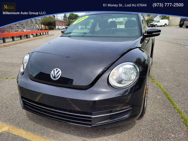 2014 Volkswagen Beetle 1.8T