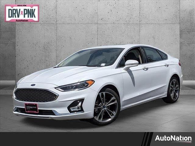2020 Ford Fusion Titanium AWD