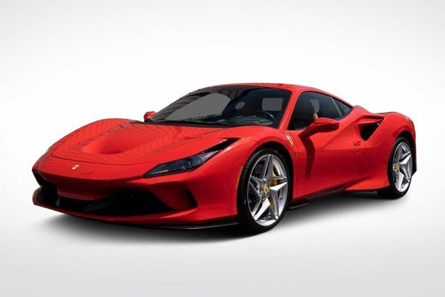 2020 Ferrari F8 Tributo RWD