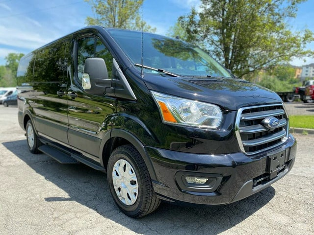 2020 Ford Transit Passenger 150 XLT Low Roof RWD with Sliding Passenger-Side Door