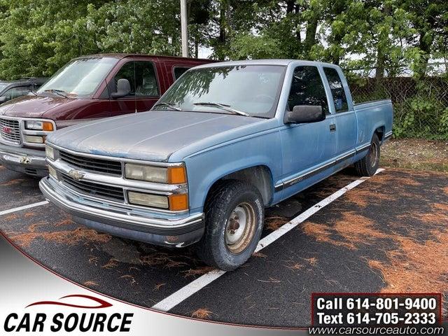 1995 Chevrolet C/K 1500 Cheyenne Extended Cab RWD