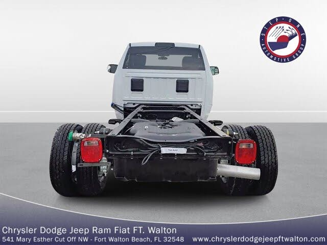 2020 RAM 5500 Chassis Tradesman DRW 4WD