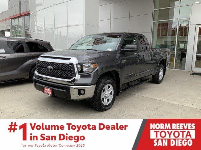 2020 Toyota Tundra SR5 Double Cab 4WD