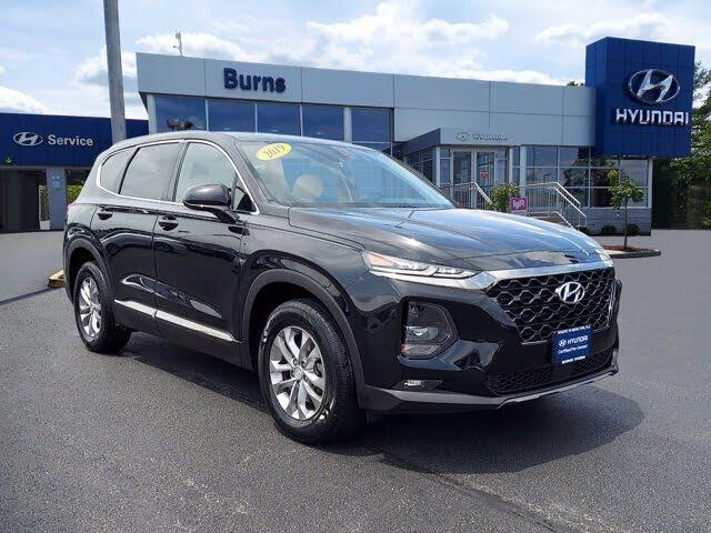 2019 Hyundai Santa Fe 2.4L SEL AWD