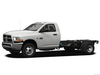 2012 RAM 3500 Chassis ST Regular Cab 143.5 in. DRW