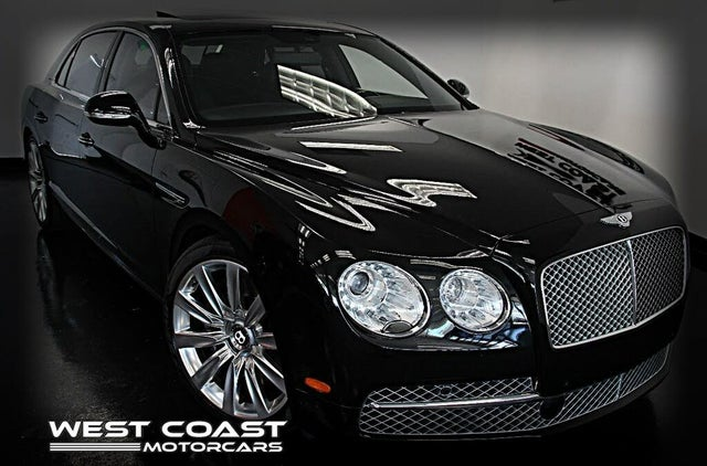 2016 Bentley Flying Spur W12 AWD