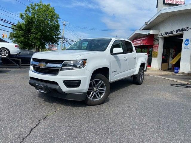 2019 Chevrolet Colorado Work Truck Crew Cab LB 4WD