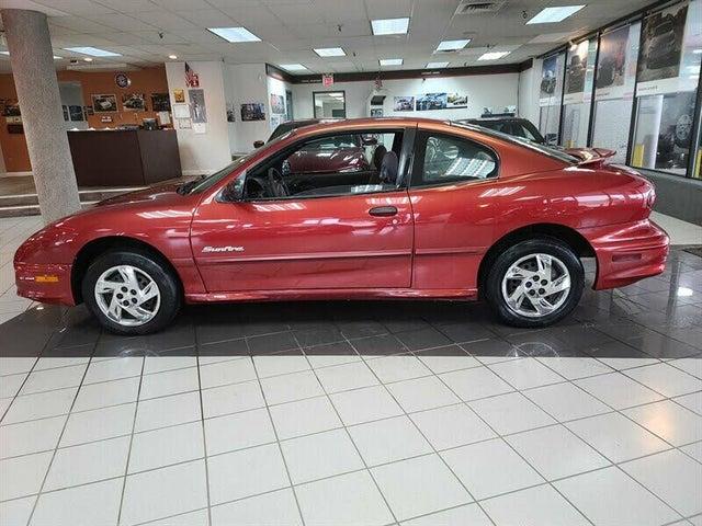 2001 Pontiac Sunfire SE Coupe