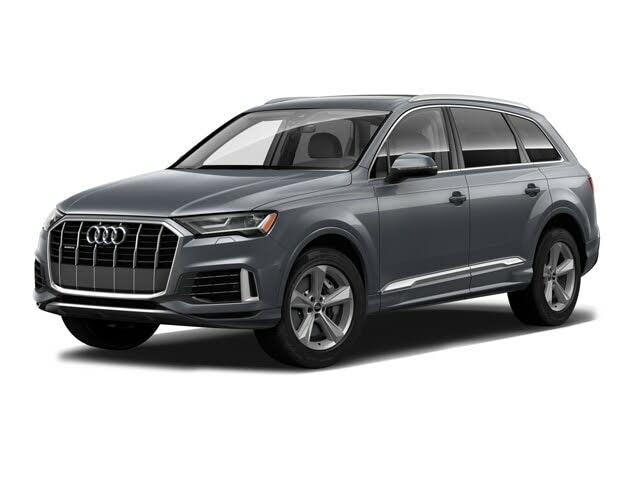 2020 Audi Q7 2.0T quattro Premium Plus AWD