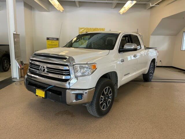 Used Toyota Tundra For Sale In Fairbanks Ak Cargurus