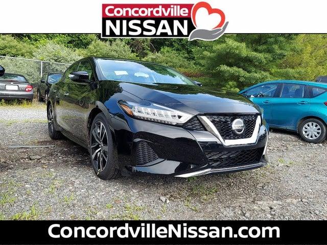 2021 Nissan Maxima SV FWD