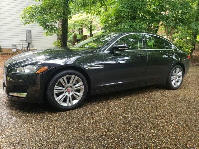 2016 Jaguar XF 35t Premium AWD