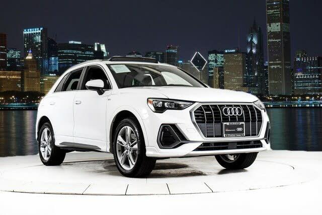 2020 Audi Q3 2.0T quattro Premium S Line AWD