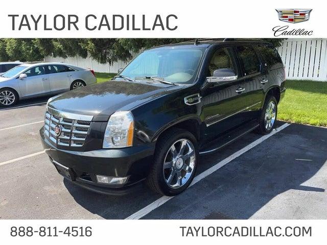 2011 Cadillac Escalade Hybrid 4WD
