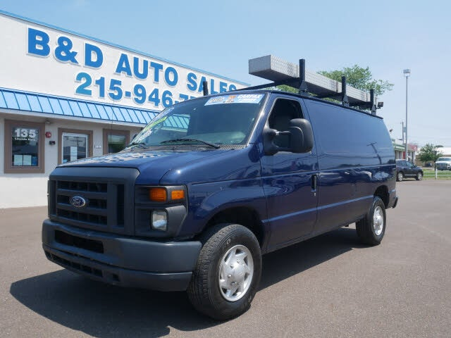 2012 Ford E-Series E-250 Cargo Van