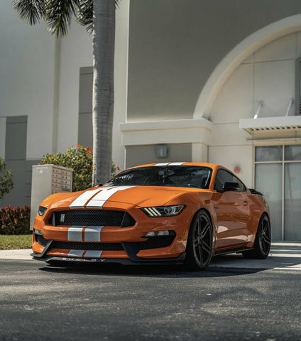 2020 Ford Mustang Shelby GT350 RWD