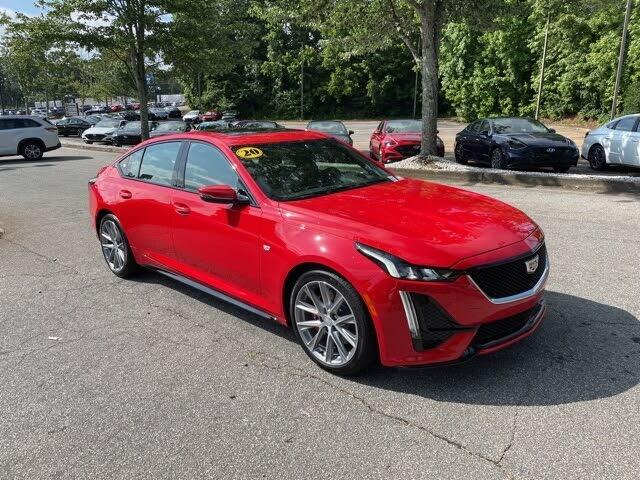 2020 Cadillac CT5 Sport Sedan RWD