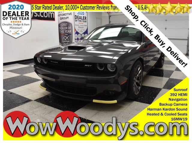 2016 Dodge Challenger SRT 392 RWD