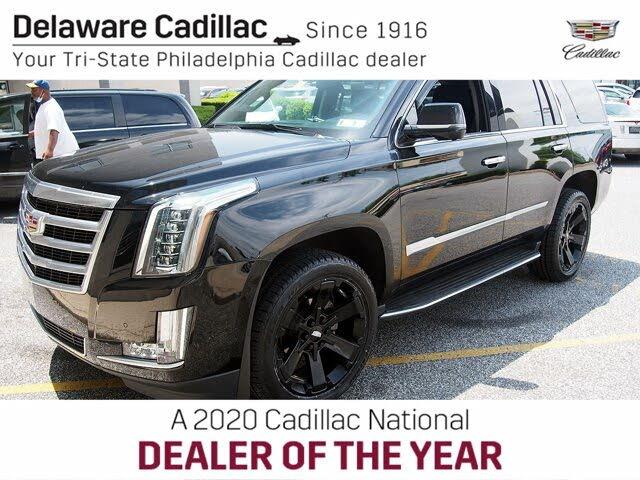 2019 Cadillac Escalade 4WD