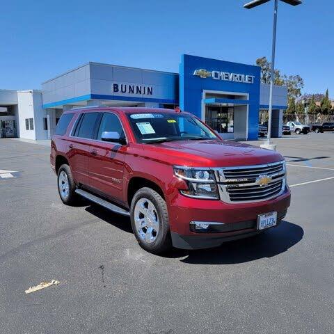 2019 Chevrolet Tahoe Premier RWD