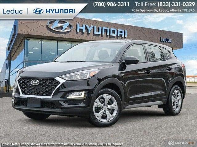 2021 Hyundai Tucson Essential AWD