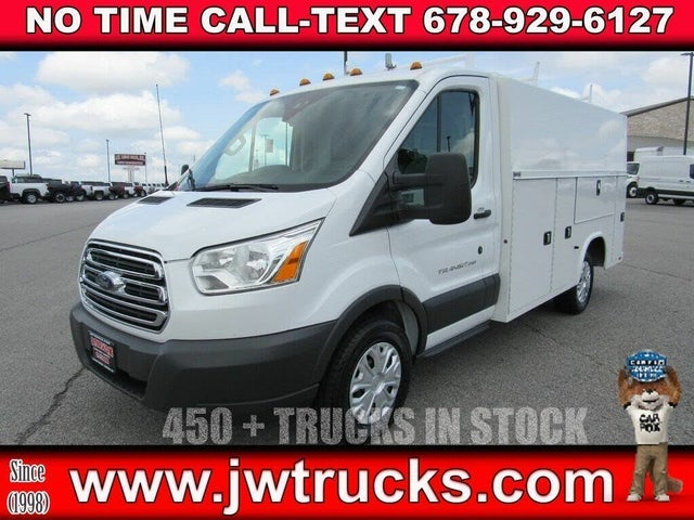 2017 Ford Transit Chassis 250 Cutaway FWD