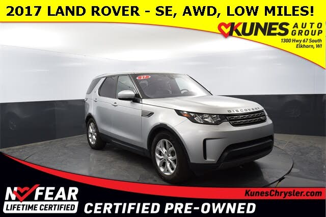 2017 Land Rover Discovery SE AWD