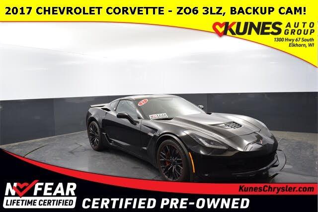 2017 Chevrolet Corvette Z06 3LZ Coupe RWD