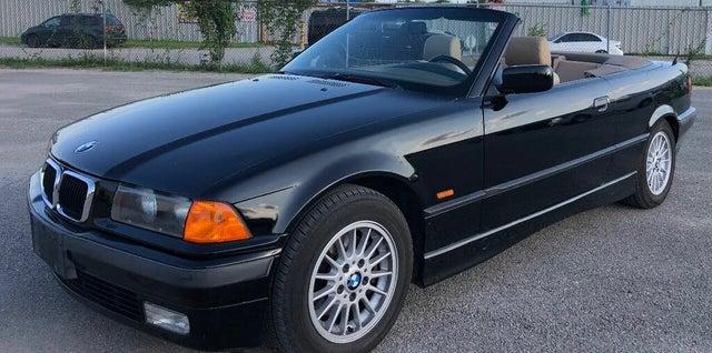 1997 BMW 3 Series 328i Convertible RWD