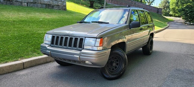 1998 Jeep Grand Cherokee Special Edition 4WD