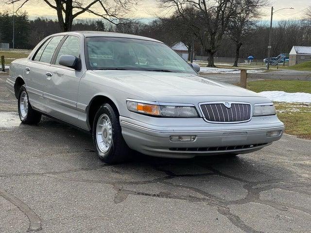 1996 Mercury Grand Marquis 4 Dr LS Sedan