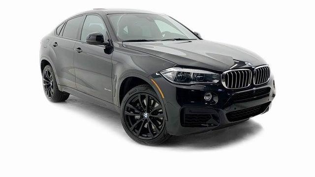 2019 BMW X6 xDrive50i AWD