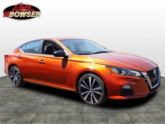 2020 Nissan Altima 2.0 SR FWD