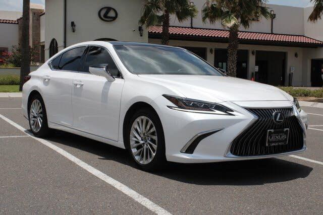 2019 Lexus ES 350 Ultra Luxury FWD